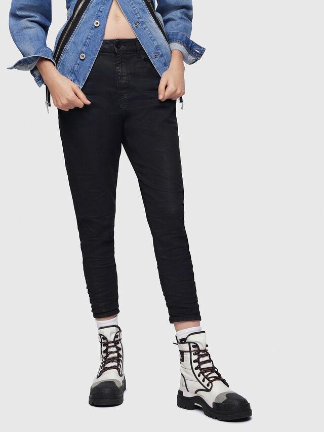 Diesel - Candys JoggJeans 0688U, Dark Blue - Jeans - Image 1