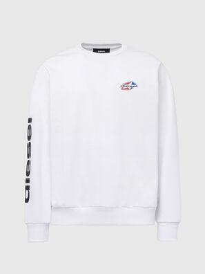 S-GIRK-K14, White - Sweaters