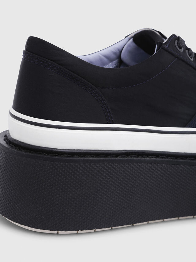 Diesel - H-SCIROCCO LOW, Black - Sneakers - Image 6