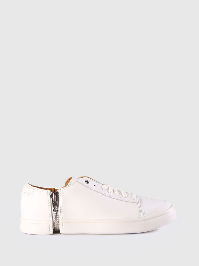 Diesel - S-NENTISH LOW, White - Sneakers - Image 1