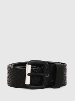 B-STRIP, Black - Belts