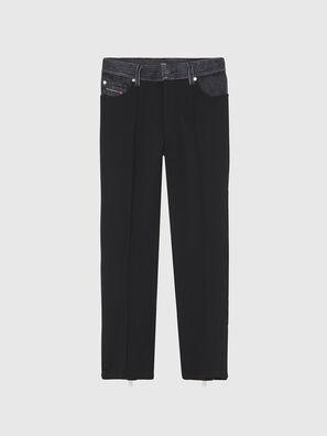 P-BRADLEY, Black/Dark grey - Pants
