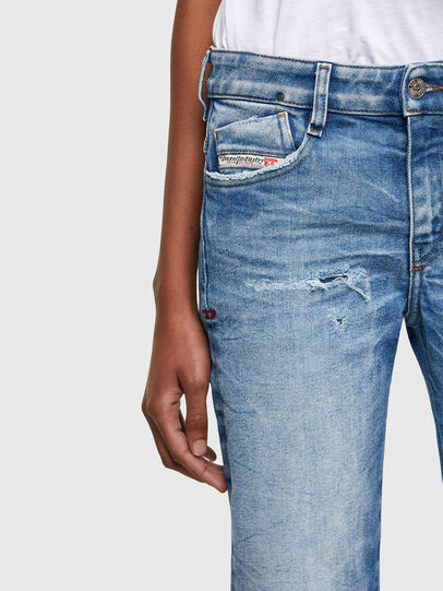 Diesel - D-Rifty 009MV, Light Blue - Jeans - Image 3