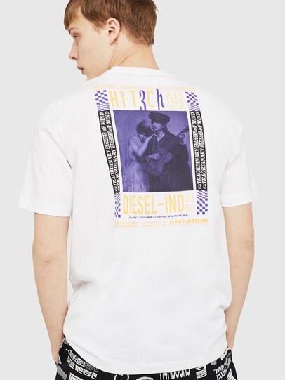 Diesel - T-JUST-Y15,  - T-Shirts - Image 2