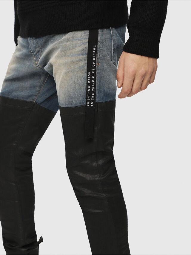 Diesel - K-RUSHIS, Black - Knitwear - Image 3
