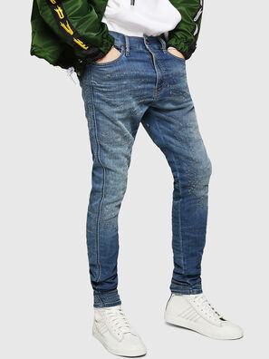 D-Reeft JoggJeans 069HG, Medium blue - Jeans