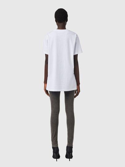 Diesel - T-DARIA-B2, White - T-Shirts - Image 5