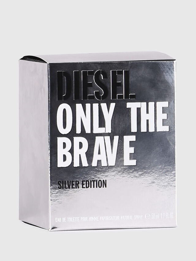 Diesel - ONLY THE BRAVE SILVER EDITION 50ML, Generic - Only The Brave - Image 3