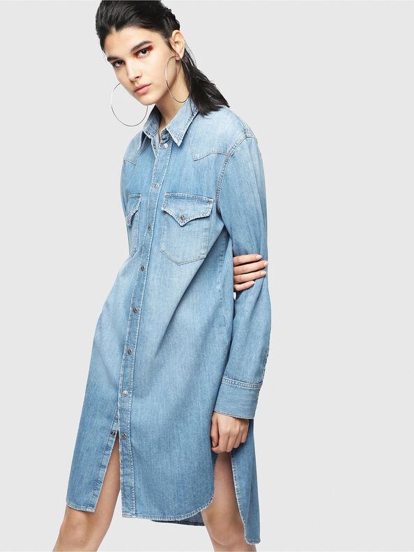 DE-BLANCHE,  - Dresses