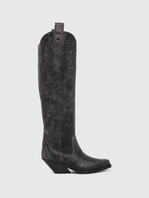 D-GIUDECCA MHB, Black - Boots