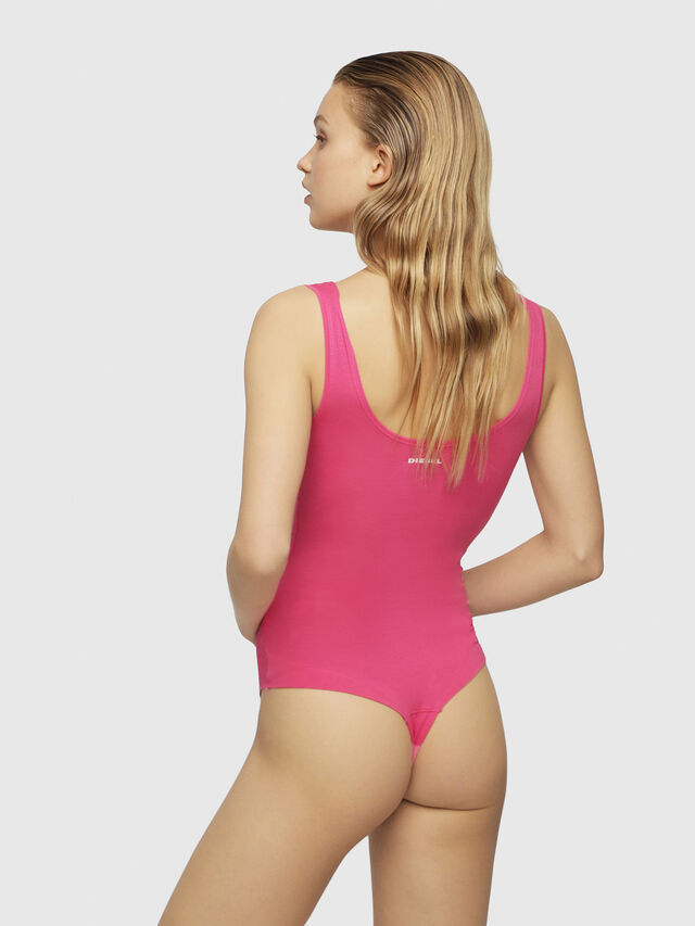 Diesel - UFTK-BODY, Hot pink - Bodysuits - Image 3