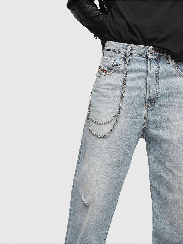Diesel - D-Vided 080AF, Light Blue - Jeans - Image 3