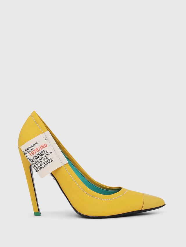 Diesel - D-SLANTY HPD, Yellow - Heels - Image 1