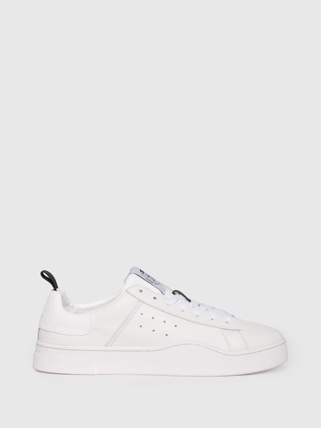 Diesel - S-CLEVER LOW, White - Sneakers - Image 1