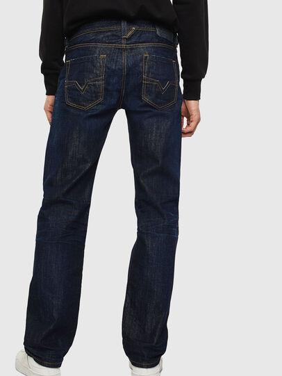 Diesel - Larkee 0806W, Dark Blue - Jeans - Image 2
