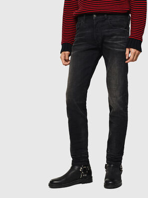 D-Bazer 0098B, Black/Dark grey - Jeans