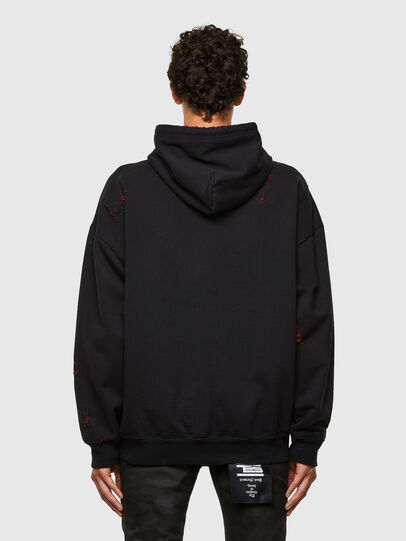 Diesel - S-UMMER-N71, Black - Sweaters - Image 2