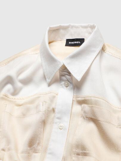 Diesel - DTIEP, White - Dresses - Image 3