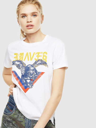 Diesel - T-SILY-WP,  - T-Shirts - Image 1