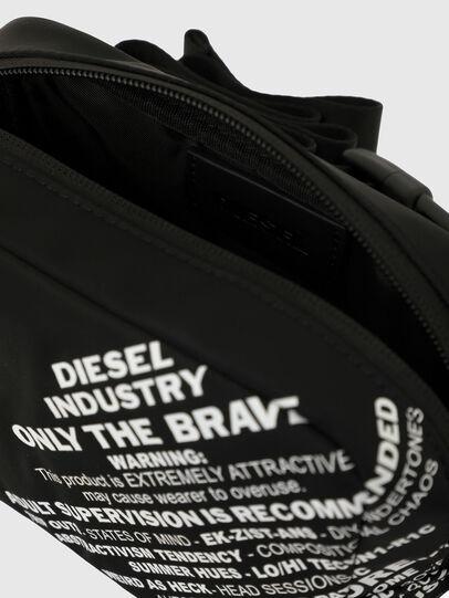Diesel - KUBELT, Black - Bags - Image 4