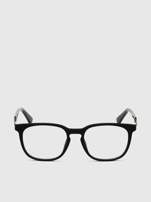 DL5349, Black/Green - Eyeglasses