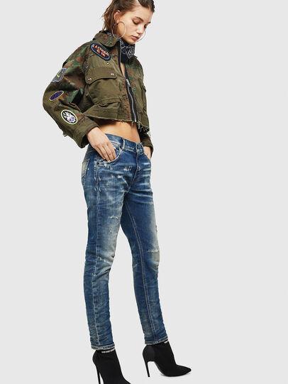 Diesel - Krailey JoggJeans 0870Q,  - Jeans - Image 6