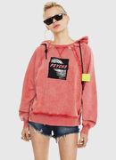 F-CAROL, Light Red - Sweaters