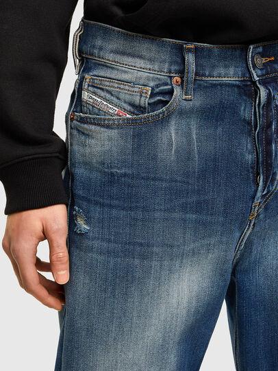 Diesel - D-Vider 009RS, Dark Blue - Jeans - Image 4