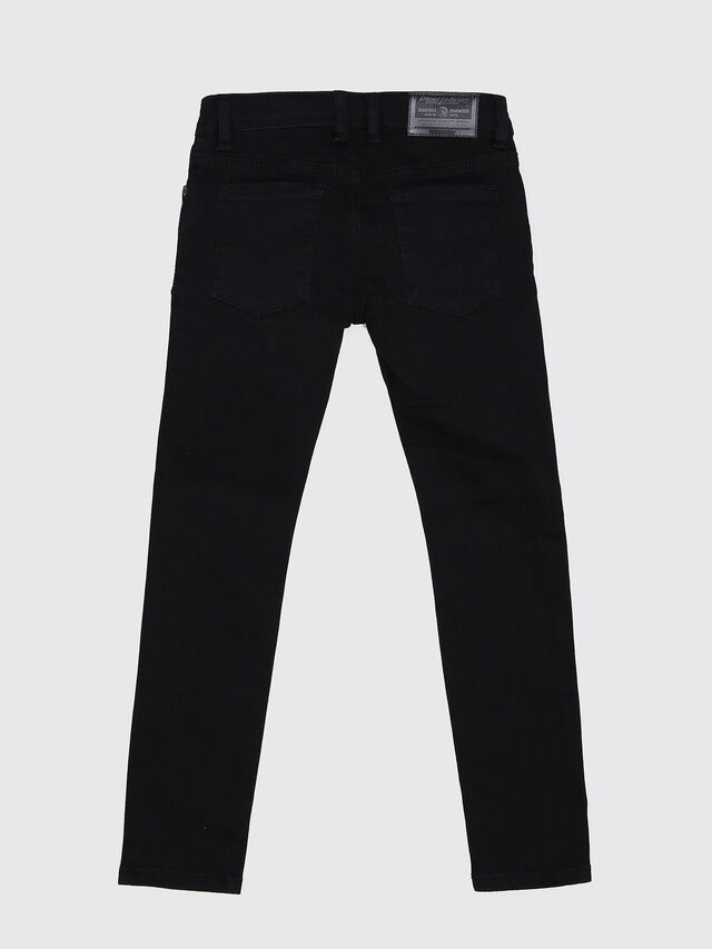 KIDS SLEENKER-J-N, Black Jeans - Jeans - Image 2