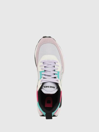 Diesel - S-TYCHE LOW CUT W, Grey/Pink - Sneakers - Image 6
