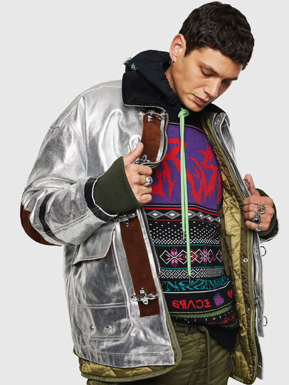 Diesel - K-CHILL,  - Knitwear - Image 4