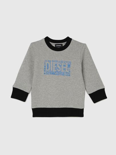 Diesel - SALLOB-R, Grey - Sweaters - Image 1