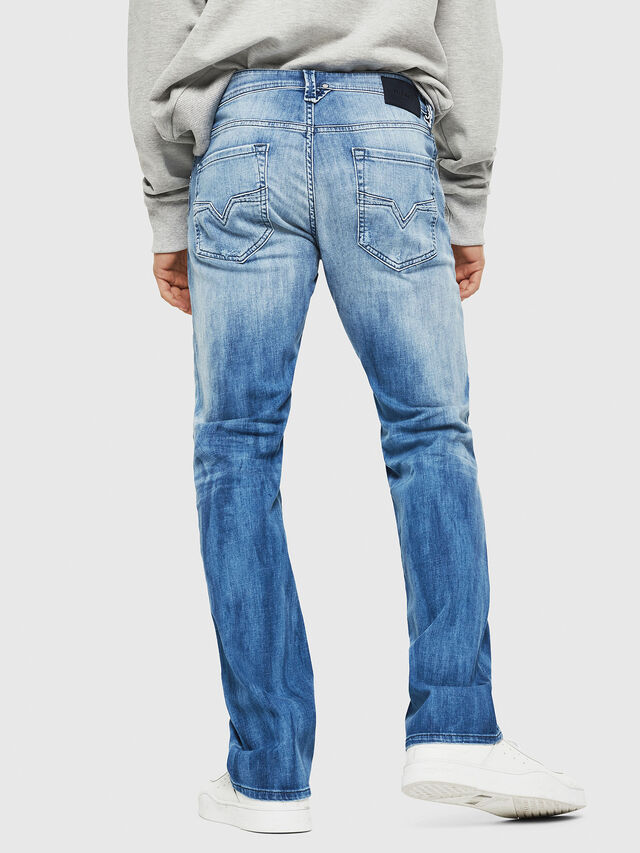 Diesel - Larkee 081AS, Medium blue - Jeans - Image 2