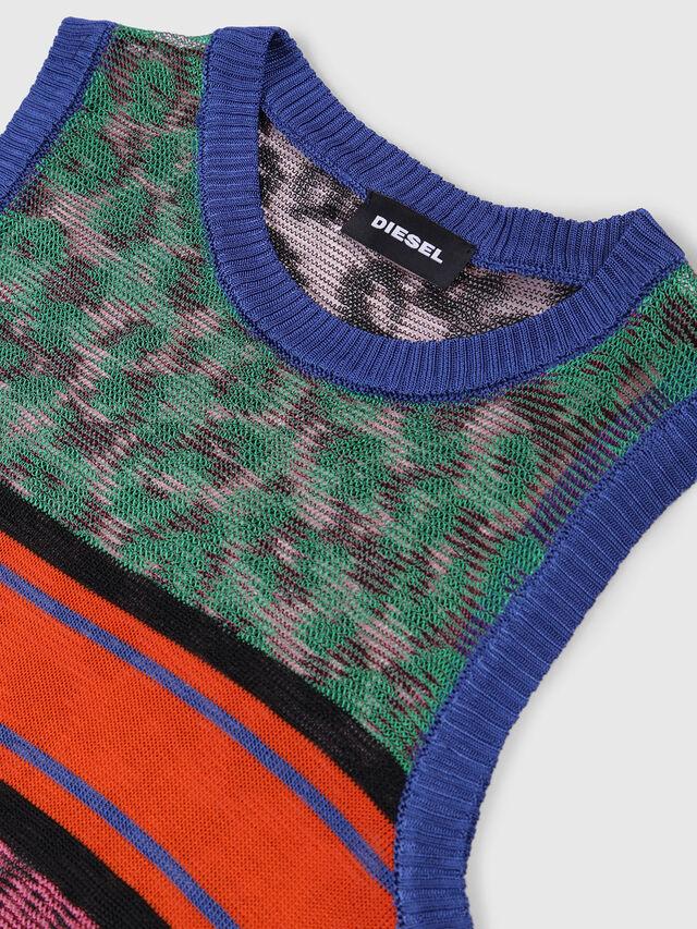 Diesel - KMPARD, Multicolor - Knitwear - Image 3
