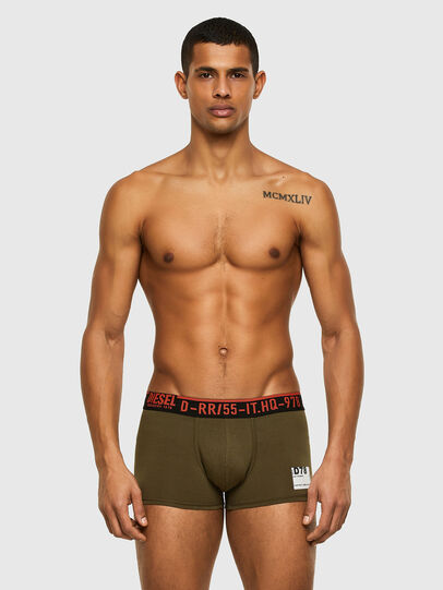 Diesel - UMBX-HERO, Military Green - Trunks - Image 1