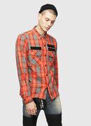 S-TAKESHI, Red - Shirts