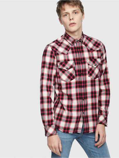 Diesel - S-EAST-LONG-G,  - Shirts - Image 1