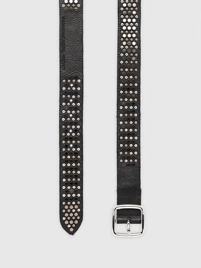 Diesel - B-PERF, Black - Belts - Image 3