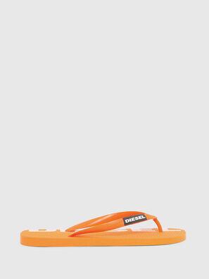 SA-BRIIAN, Orange - Slippers