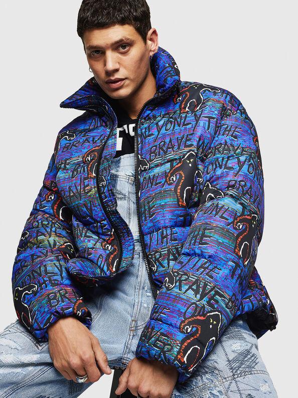 W-PIATIG-MONSTER,  - Winter Jackets