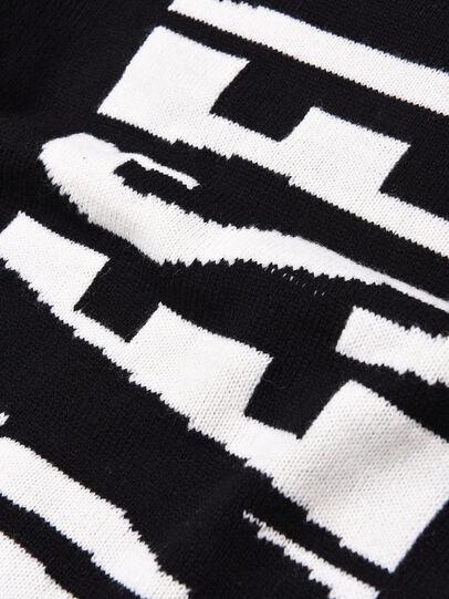 Diesel - KLOGOXA, Black/White - Knitwear - Image 3