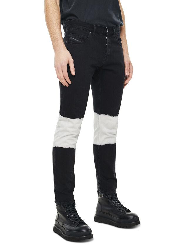 Diesel - TYPE-2813FS, Black/White - Jeans - Image 3