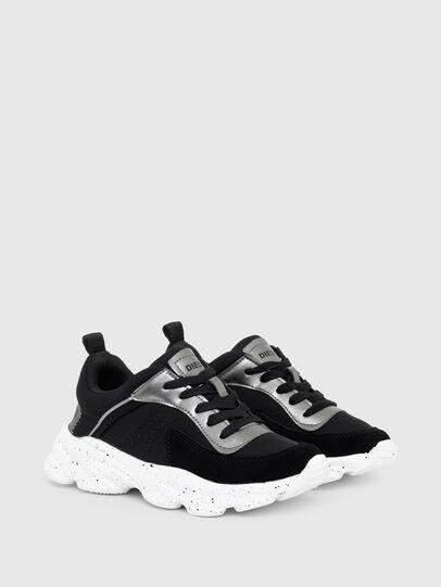 Diesel - S-SERENDIPITY LC CH, Black - Footwear - Image 2