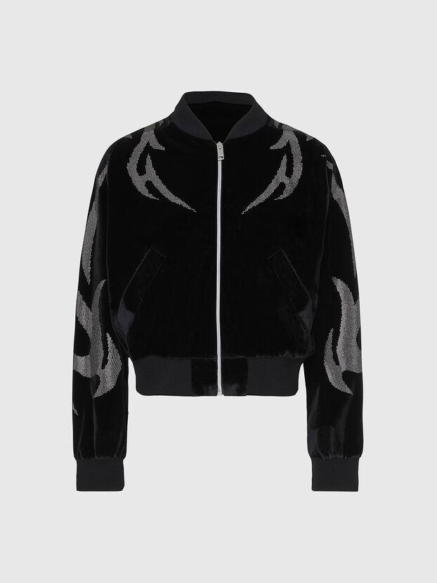 F-CHINIL, Black - Sweaters