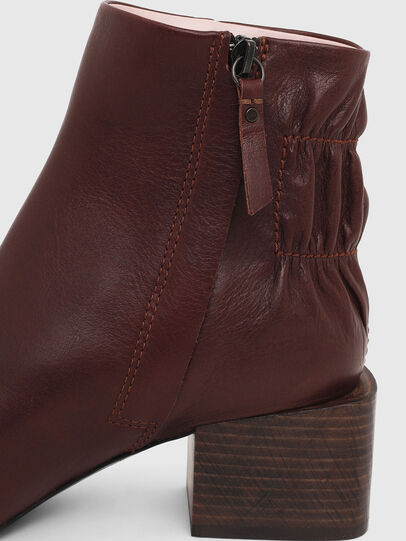 Diesel - JAYNET MAB, Brown - Ankle Boots - Image 5