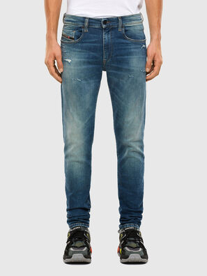 D-Strukt 009IT, Medium blue - Jeans
