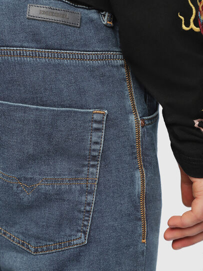 Diesel - Krooley JoggJeans 084UB, Medium blue - Jeans - Image 5