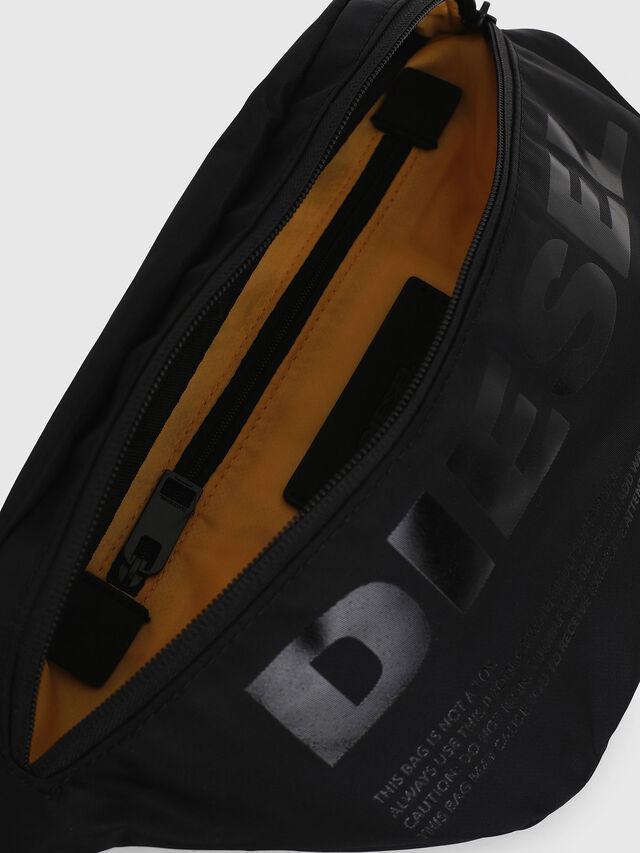 Diesel - F-SUSE BELT, Black - Belt bags - Image 5
