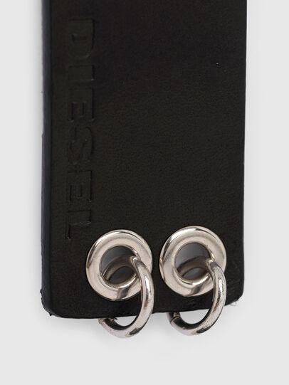 Diesel - B-PIRSIN, Black - Belts - Image 4