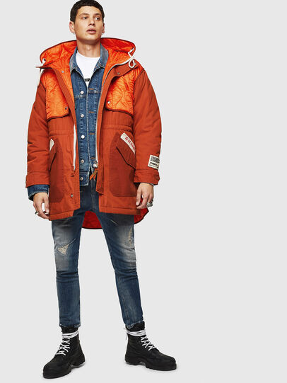 Diesel - W-KOVIK,  - Winter Jackets - Image 8
